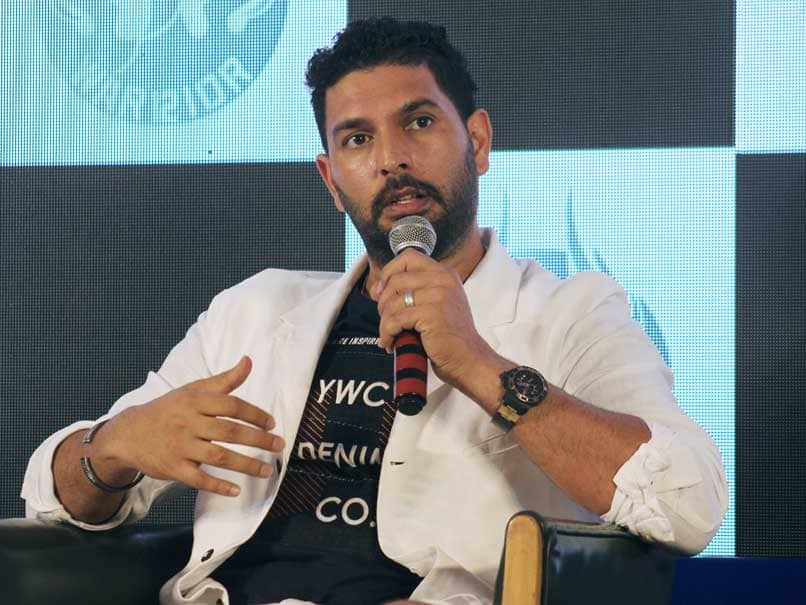 Yuvraj Singh Seeks BCCIs Permission To Play In Foreign T20 Leagues