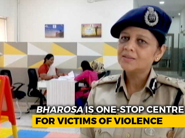 Video: Hyderabad Police's One-Of-A-Kind Initiative To Help Women And Children