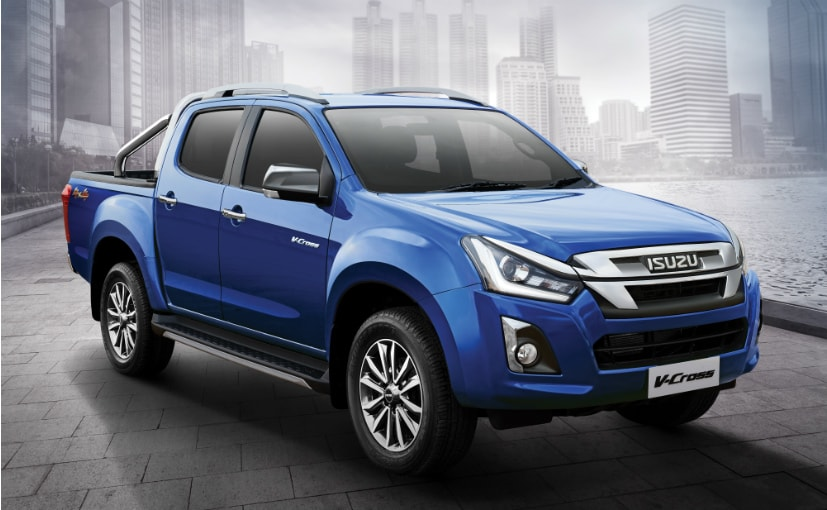 The 2019 Isuzu D-Max V-Cross facelift gets more than 20 updates