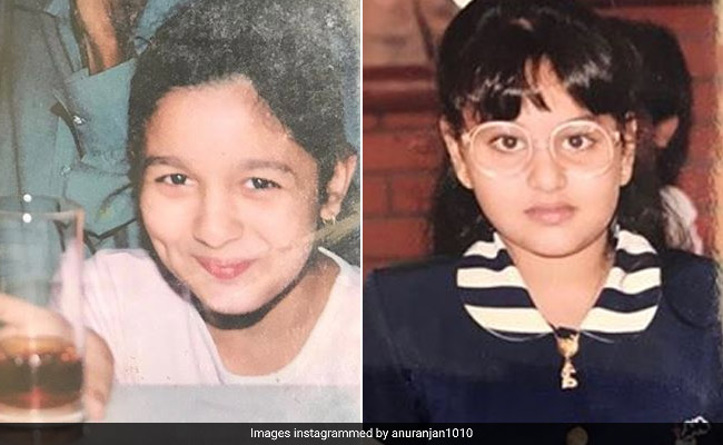 Pint Sized Alia Bhatt, Sonakshi Sinha, Masaba Gupta Are The Answer To Your Throwback Cravings