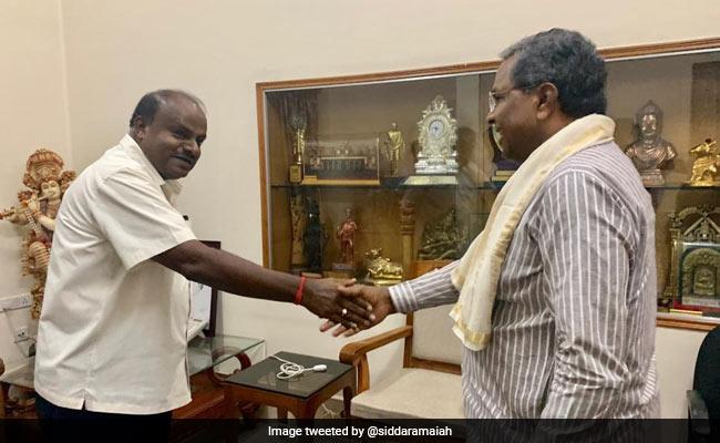 कर्नाटक उपचुनाव: JDS के साथ फिर से हाथ मिलाने के खिलाफ नहीं है कांग्रेस