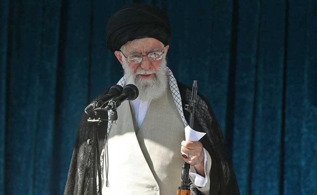 Ayatollah Khamenei Condemns US Mideast Plan As 'Great Betrayal'