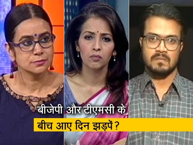 Videos : प्राइम टाइम: बंगाल की सियासत में हिंसा का जिम्मेदार कौन?