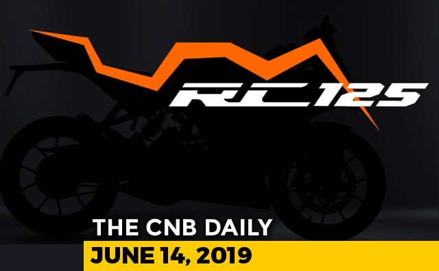 Video : KTM RC 125, Bajaj-Uber Partnership, Ducati Naked V4
