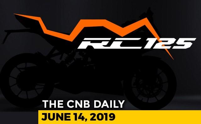 KTM RC 125, Bajaj-Uber Partnership, Ducati Naked V4