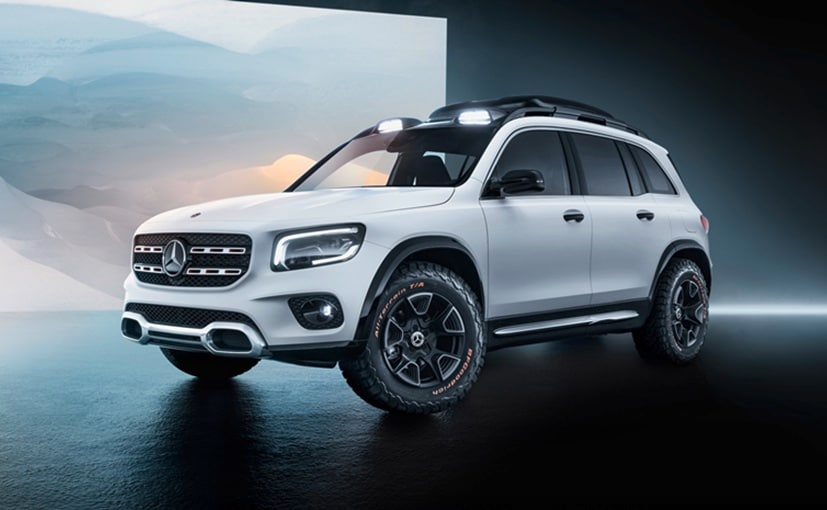 The upcoming Mercedes-Benz GLB is expected to be a family car like the B-Class