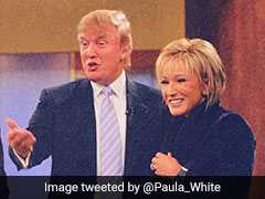 """Donald Trump's Spiritual Adviser Prays For His Safety From """"Demonic Networks"""""""