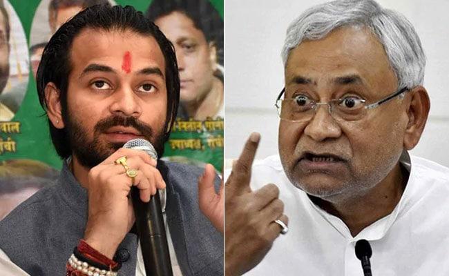 Muzaffarpur Encephalitis Deaths: तेज प्रताप का नीतीश कुमार पर हमला, कहा- 'सुशासन बाबू राजनीति बाद में कर लेंगे अभी तो...'