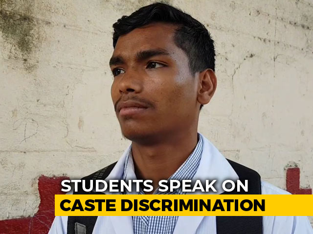 Video : No Cure For Casteism In Mumbai Medical Colleges Shaken By Doctor Suicide