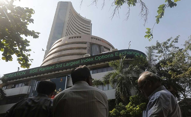 Sensex Rises Over 100 Points, Nifty Hits 11,600