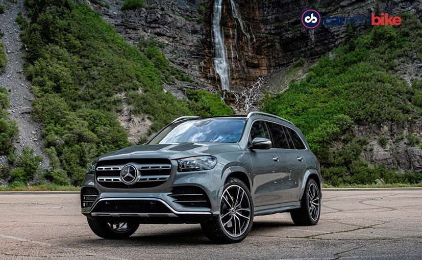 New Mercedes Suv >> Mercedes Benz Gls Review The S Class Of Suvs Carandbike