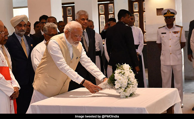 'Terror Cannot Defeat Spirit Of Sri Lanka,' Says PM In Colombo: 10 Points