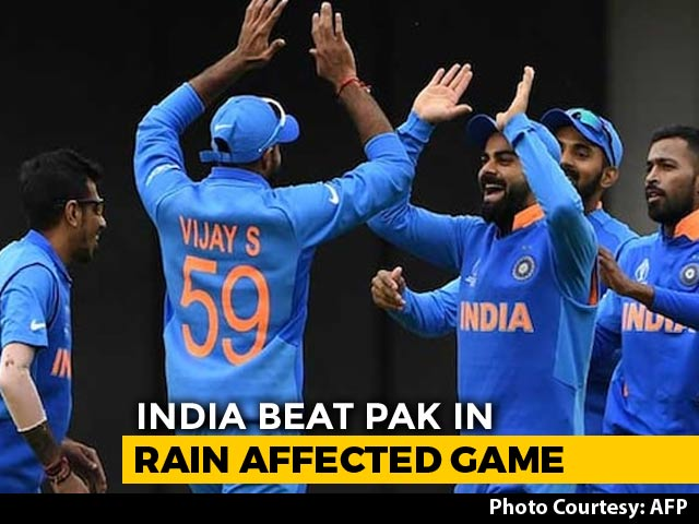 World Cup 2019: India Crush Pakistan To Make It 7 In A Row