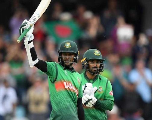 WI vs BAN: बांग्लादेश ने विंडीज को 7 विकेट से पीटा, शाकिब का नाबाद शतक
