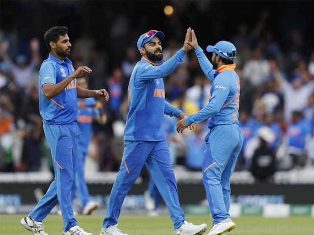 India vs New Zealand: World Cup Head To Head Match Stats