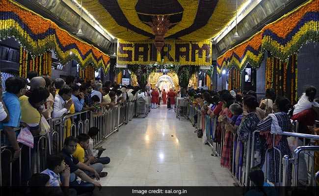 Shirdi To Remain Shut Indefinitely From Sunday Amid Row Over Sai Baba's Birthplace