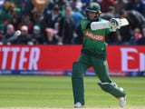 Video : Shakib-Al Hasan Among Top Run-Scorers In World Cup 2019