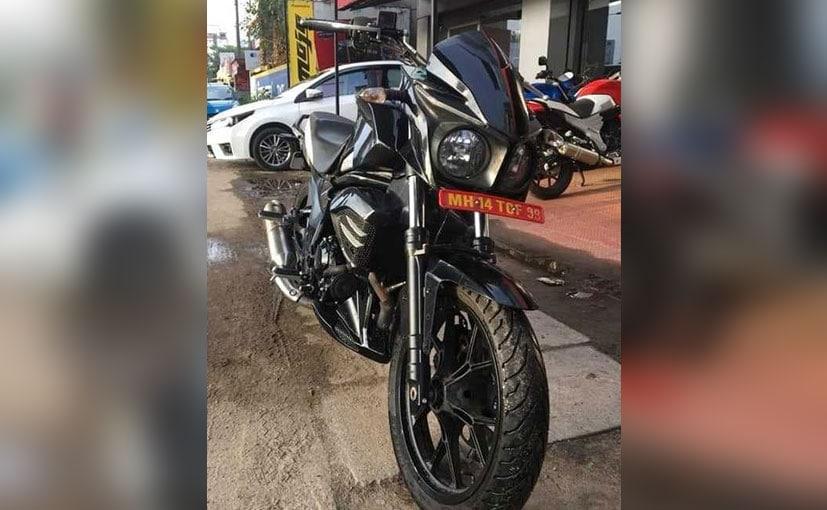 2019 Mahindra Mojo UT300 ABS Spotted Testing
