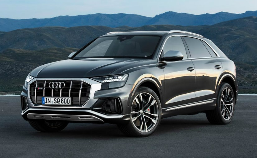 The Audi SQ8 is the new flagship SUV for the German carmaker
