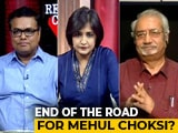 Video : End Of The Road For 'Loot & Scoot' Culprit Mehul Choksi?