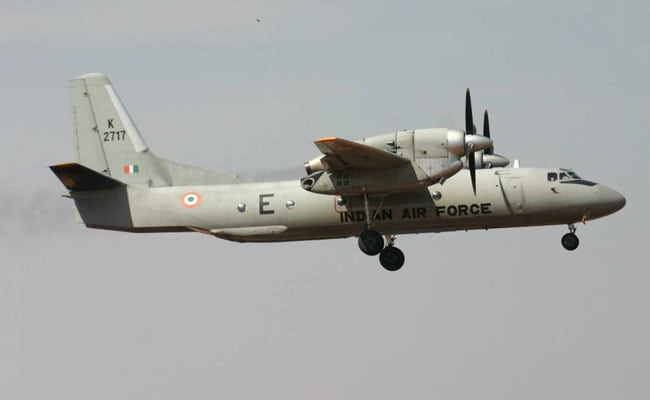 Air Force Plane Carrying 13 Missing After Taking Off From Assam: Sources