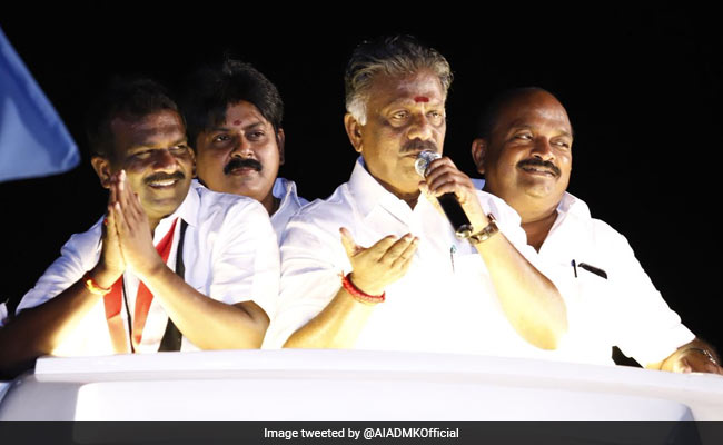 AIADMK Lifts Media Gag Order On Spokespersons, To Resume Work From July 1