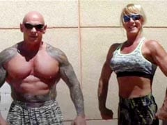 """No Friends, No Alcohol"": Bodybuilding Couple Reveal Their Fitness Regime"