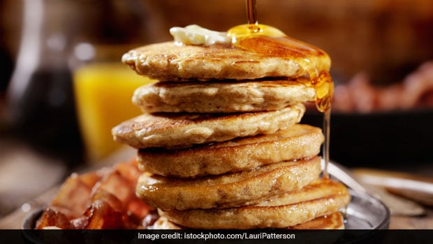 Recipe Video: Fibre-Rich Jowar Pancakes For A Healthy Breakfast