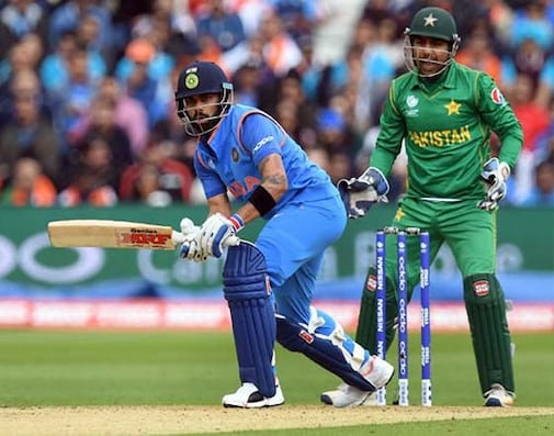 Preview: Eyes On Weather As India Face Pakistan In Battle Royale