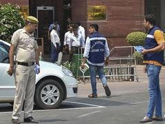 On-Duty Cop Shoots Himself Dead Outside Finance Ministry Office In Delhi