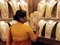 Gold Rate Jumps To Record High Amid Weakness In Rupee