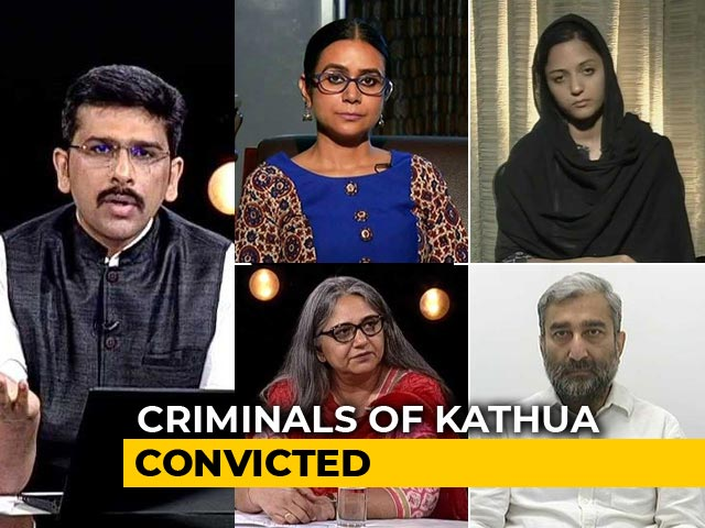 Video : Kathua Rape Case: Justice At Last?