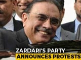 Video : Former Pak President Asif Ali Zardari Arrested By Anti-Corruption Agency