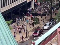 Several Injured In Washington DC Pride Parade After Gun Scare