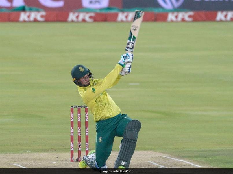 World Cup 2019: Rassie van der Dussen says AB de Villiers did not plan to return well