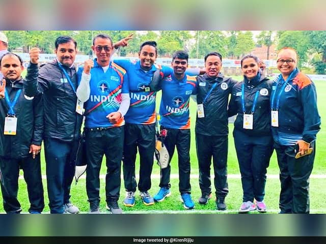 Indian Mens Archery Team Bags Olympic Quota, Women Misfire
