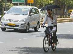 Sweltering Heat Persists In Delhi, Rain Forecast On Sunday