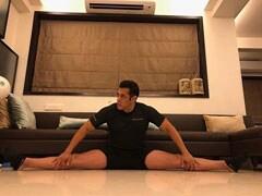 Salman Khan ,Salman Khan Photo ,Salman Khan split photo ,inshallah,सलमान खान,साल,उम्र,ऐसी स्प्लिट,लोग,जैकलीन,फोटो,वायरल