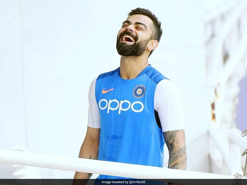"World Cup 2019: Virat Kohli Has ""A Good Laugh"" Ahead Of The World Cup Opener With South Africa"