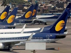 Jet Airways Locked In 5% Upper Circuit; Company To Resume Flying By Summer