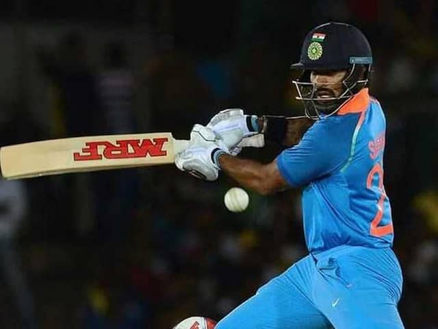 Shikhar Dhawan Will stay With The India Team At England, Tweet BCCI