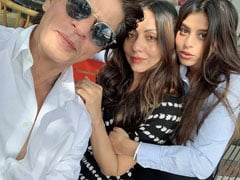 Inside Suhana Khan's Graduation Ceremony With Shah Rukh And Gauri