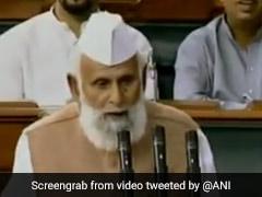 संसद में शपथ के बाद SP सांसद बोले- संविधान जिंदाबाद, पर वंदे मातरम नहीं बोलूंगा, क्योंकि...