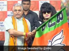 "Bangladesh-Born Actor Joins BJP; ""International Party,"" Mocks Trinamool"