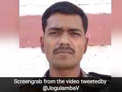 सेना के जवान की जमीन पर कथित कब्जा, माता-पिता को मारने की धमकी, देखें - VIDEO