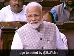 राज्यसभा में कांग्रेस पर बरसे PM मोदी, EVM और चुनाव नतीजों सहित इन मुद्दों को लेकर साधा निशाना: 10 खास बातें