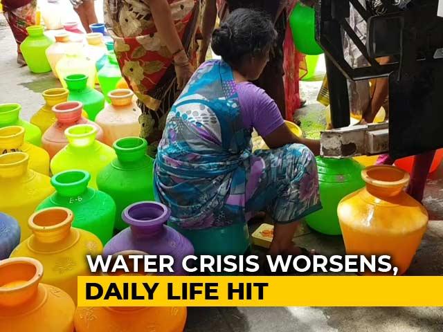 Video : India Speeding Towards 'Day Zero'