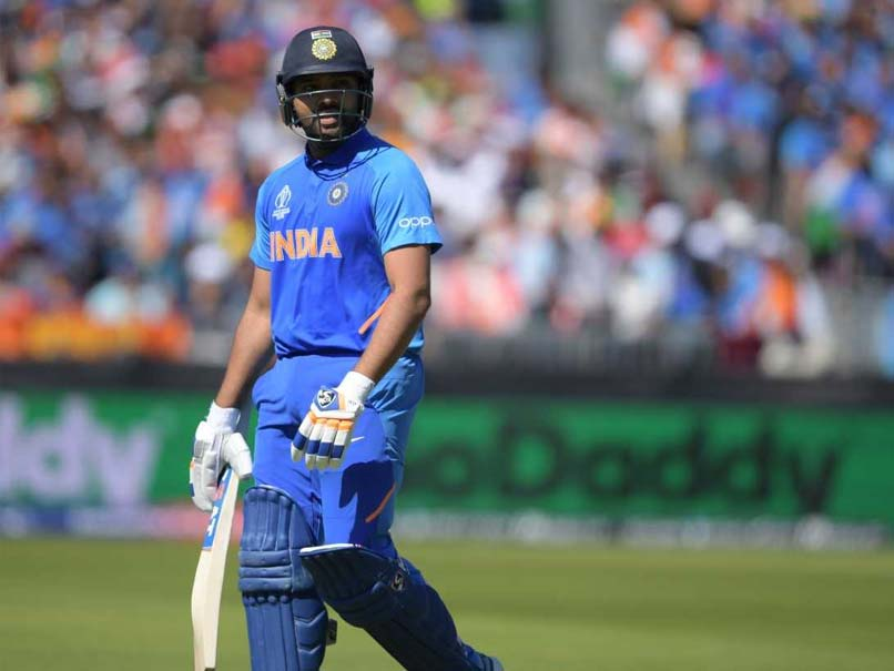 World Cup 2019: Rohit Sharma Reacts To His Controversial Dismissal Against West Indies