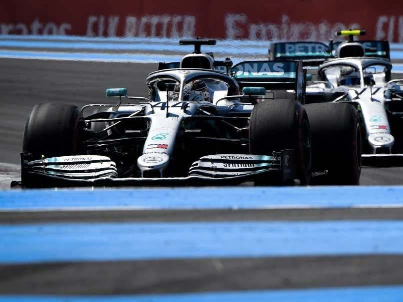 French Grand Prix: Lewis Hamilton Tops Valtteri Bottas In Free Practice As Mercedes Rule Again