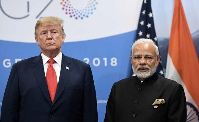 भारत ने अमेरिकी राष्ट्रपति ट्रंप के दावे को किया खारिज, कहा- PM मोदी ने कश्मीर पर मध्यस्थता के लिए कभी नहीं मांगी मदद
